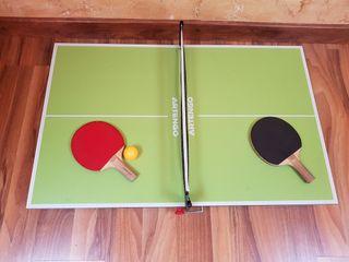 Ping pong mini mesa