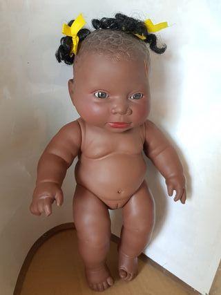 muñeca negrita