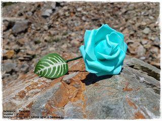 flor artesanal