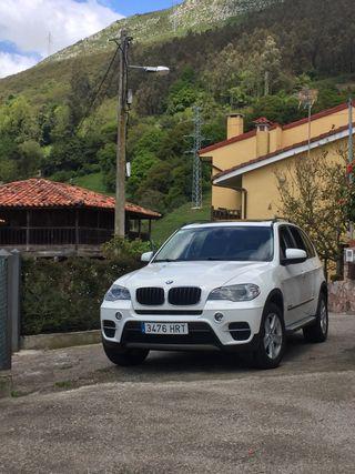 BMW x5 2013 único propietario
