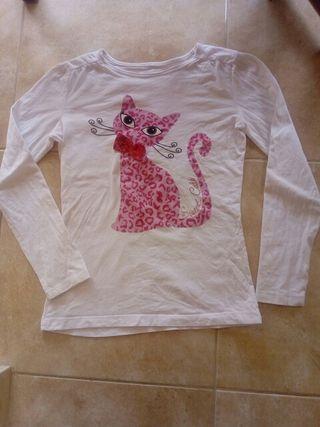 camiseta talla 10