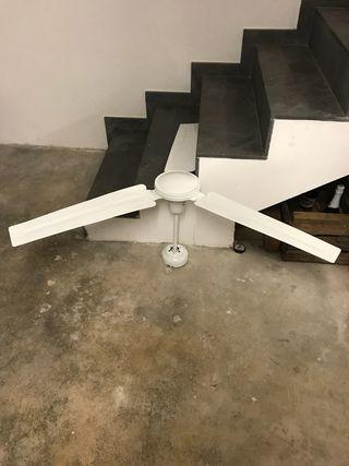 Ventilador techo con mando