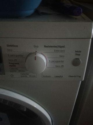 secadora Bosch maxx7 sensitive