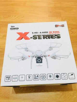 Dron mjx x101