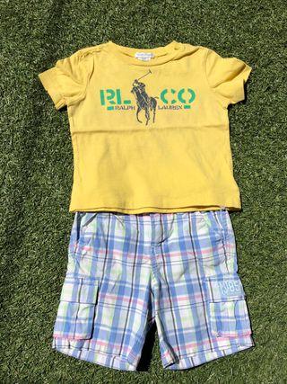 Ropa bebe/niño marca Ralph Lauren