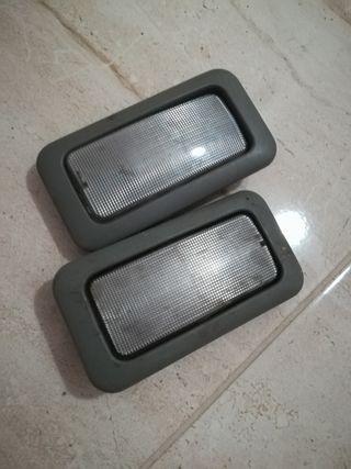 luces interiores Renault Trafic