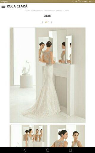 vestido de novia cortos de segunda mano en ciudad real en wallapop