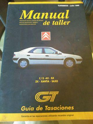 manual taller citroen zx julio 1998 de segunda mano por 8 u20ac en rh es wallapop com manual taller citroen zx 1.8 manual de taller citroen zx pdf