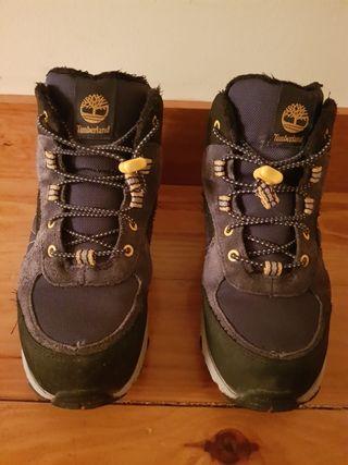 Zapatos niño Gore-tex---Timberland