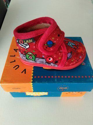 Zapatillas de estar por casa Vulladi