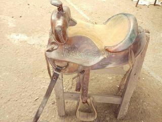 montura poni