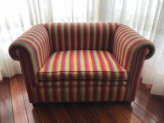 Sofa Chester pequeño