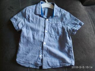 Camisa 18 - 24 meses niño