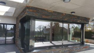 ventanas de pvc , aluminio y madera