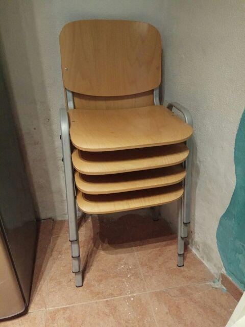 OFERTA! conjunto mesa y sillas comedor de segunda mano por 25 € en ...