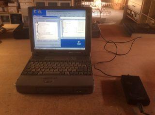 Portatil Toshiba Tecra 710 CDT