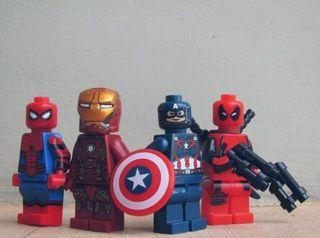 Capitán América figura PRECINTADA