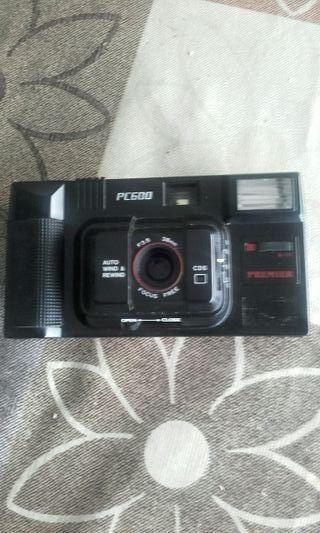 Máquina fotos