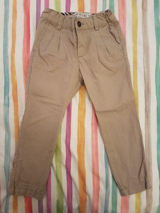 Pantalon chino de Zara
