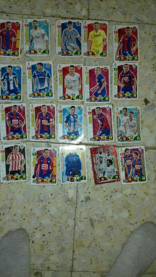 Cromos adrenaly 2018
