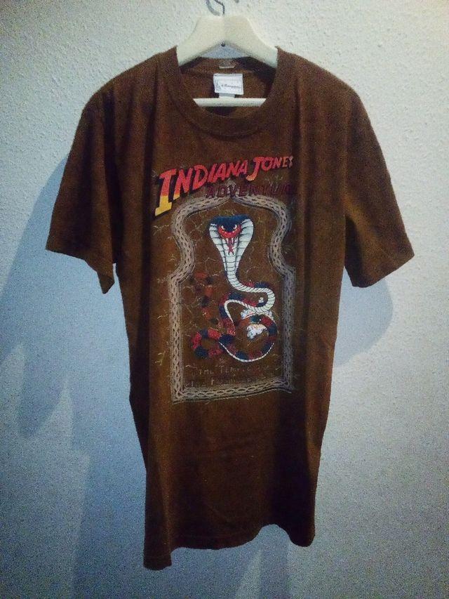 Camiseta indiana jones antigua de segunda mano por 15 € en Alcoy en ... 3a22f001a87