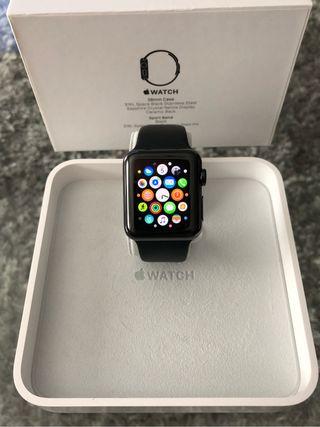 Apple watch 38 mm zafiro