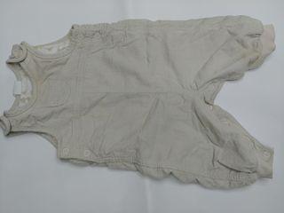 peto pantalón bebé pana otoño 2-4 meses