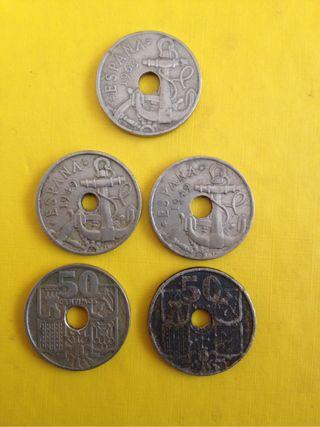 Monedas 50cent