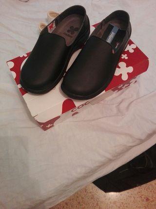 zapatos de muher 35