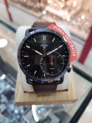 fossil smartwatch hybrid
