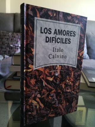 Los Amores Difíciles, Italo Calvino.