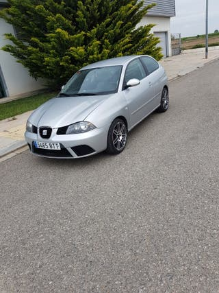 Seat Ibiza 6L Coupe