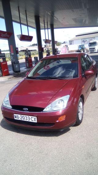 Ford Focus año 2000 1.6 gasolina 100 caballos