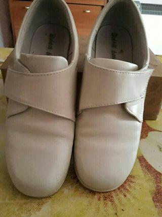 zapatos de comunion talla 37