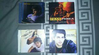 discografia Fran Perea