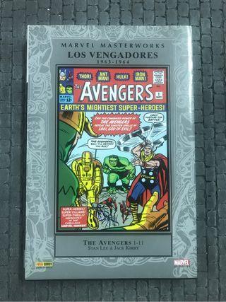 Marvel Masterworks - Avengers