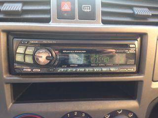 Radio CD coche Alpine CDE-7860R