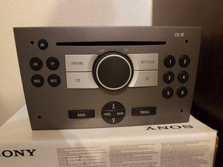 Radio Opel Astra