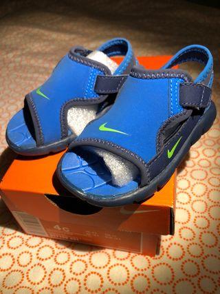 Chanclas Nike 19,5 EU - NUEVAS