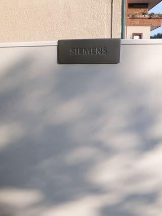 frigorífico Siemens.