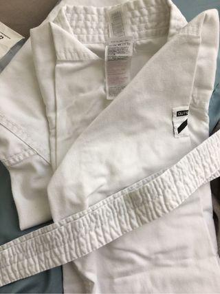Traje judo niño