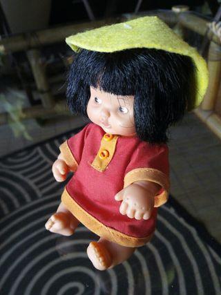 Muñeca Barriguitas .Colección Salvat.