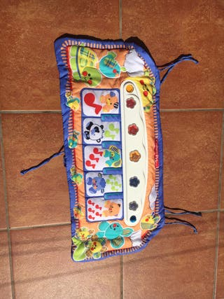 Jugete piano fisher price