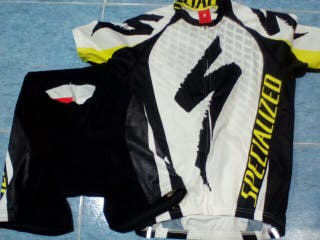 maillot Specialized niños ciclismo
