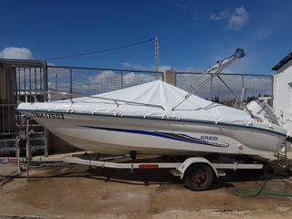 Barco Ranieri Soverato 5.45 mts