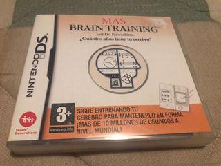 Más Brain Training DS