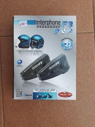 interphone F3