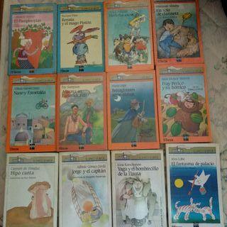 Libros infantiles del barco de vapor