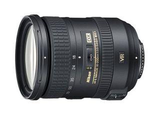 Objetivo Nikon 18-200mm