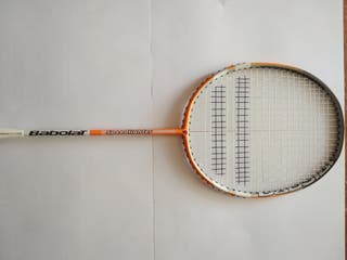 raqueta de bádminton babolat